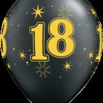 18 gold oxy black