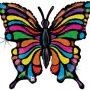 """Pop-Art Butterfly 33"""""""