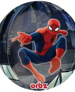 Licensed Orbz 16inch Spiderman