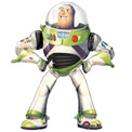 "Qt Foil Shape 40"" Buzz Lightyear"