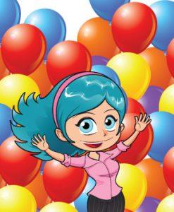 Bulk Helium Balloons