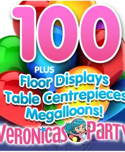 Complete Helium Balloon Party Pack 9