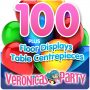 Complete helium balloon Party Pack 7