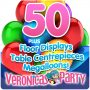 Complete helium balloon Party Pack 4