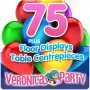 Complete helium balloon Party Pack 5